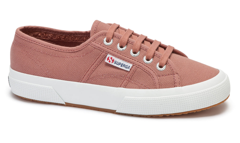 2750 Brown Pinkish unisex sneaker, Sneakers, Superga, Milu James St