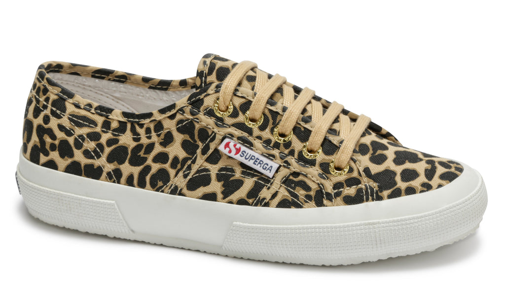 2750 leopard Fantasy, women sneaker, Superga, Milu James St