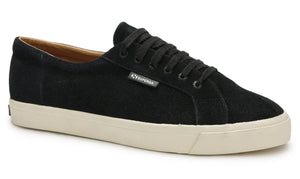 2804 sueu mens sneakers in black