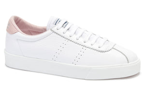 2843 Club S Leather white-pink
