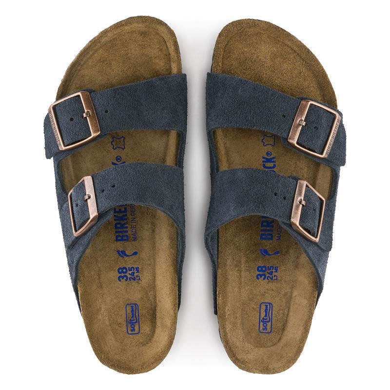 Arizona SFB Suede Navy - Milu James St