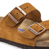 Arizona Mink Soft Foot-Bed, Sandals, Birkenstock, Milu James St