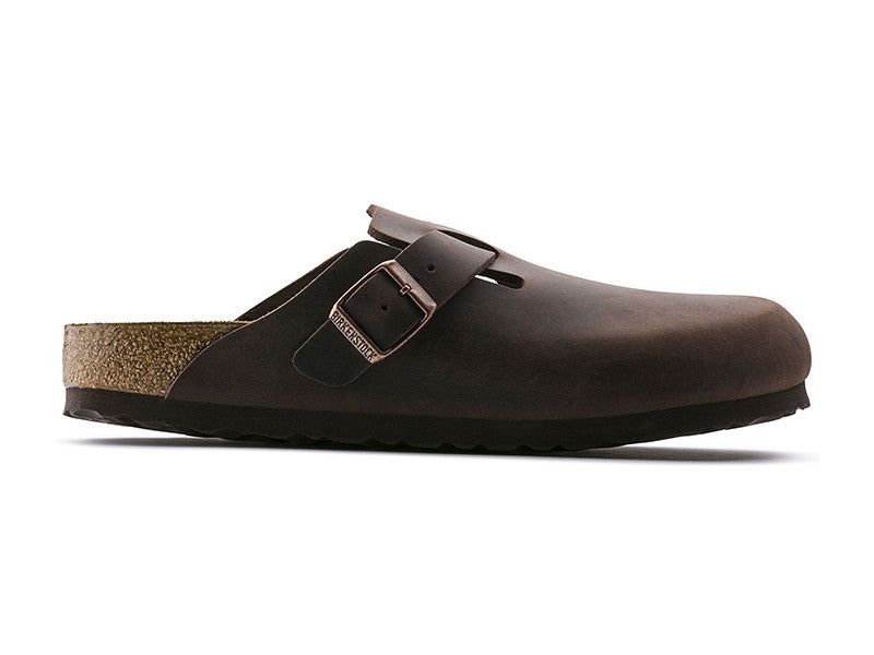 Boston Oiled Habana, unisex clogs, Birkenstock, Milu James St