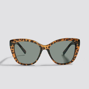 Forever Sunglasses in Turtle Brown, Sunglasses, Cheap Monday, Milu James St