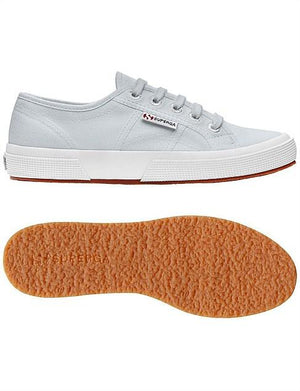 2750 Cotu Classic Canvas in Grey Ash, Sneakers, Superga, Milu James St