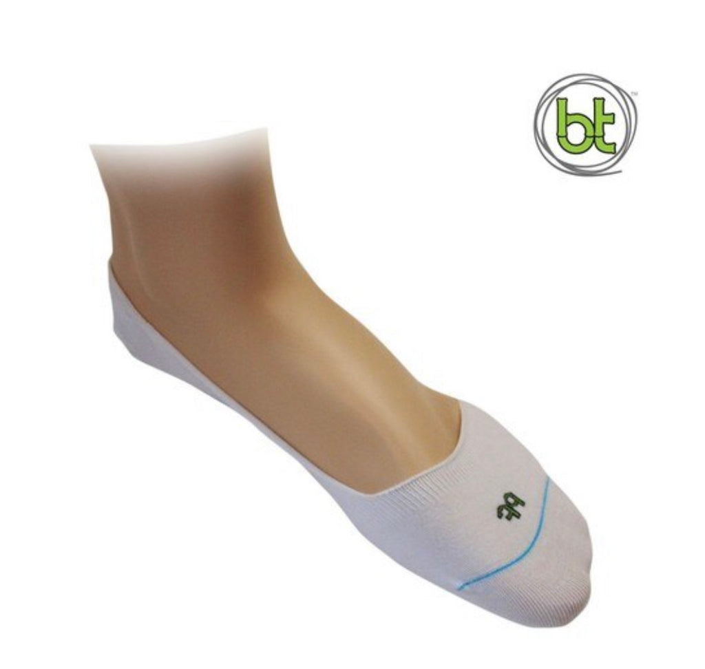 Bamboo invisible sneaker sock