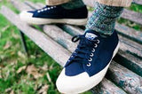 2390 Navy Mens Sneaker, Sneakers, Superga, Milu James St