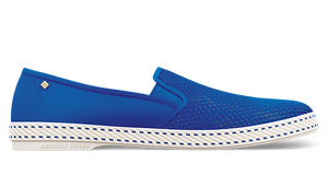 Riviera Classic blue women's slip on