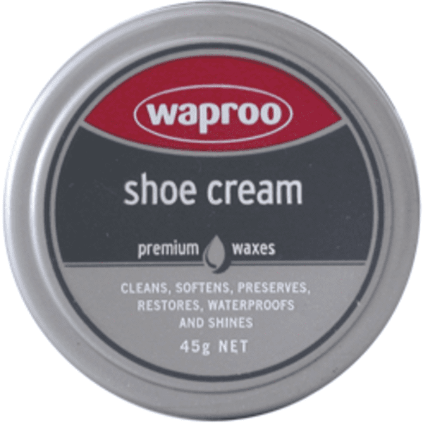 Waproo shoe cream - Milu James St