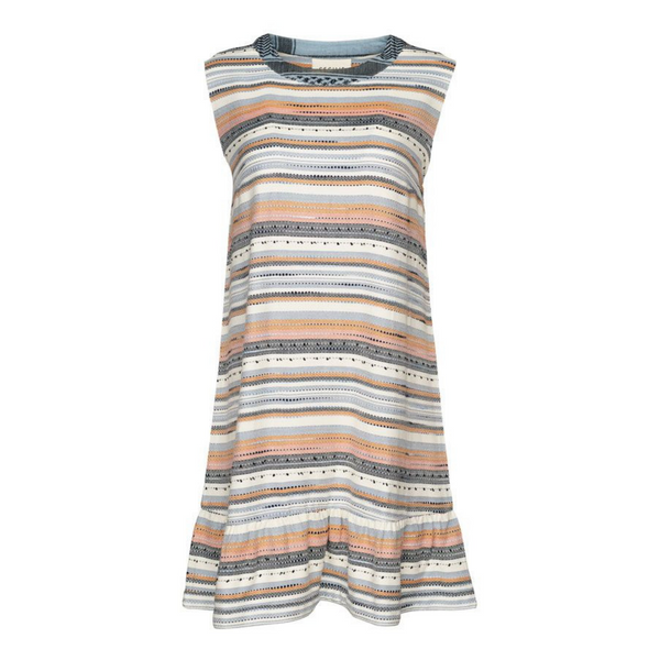 SeeSaw Dress, Short Sleeves