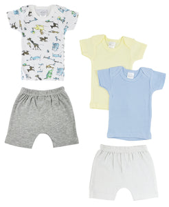 Infant Girls T-shirts And Pants