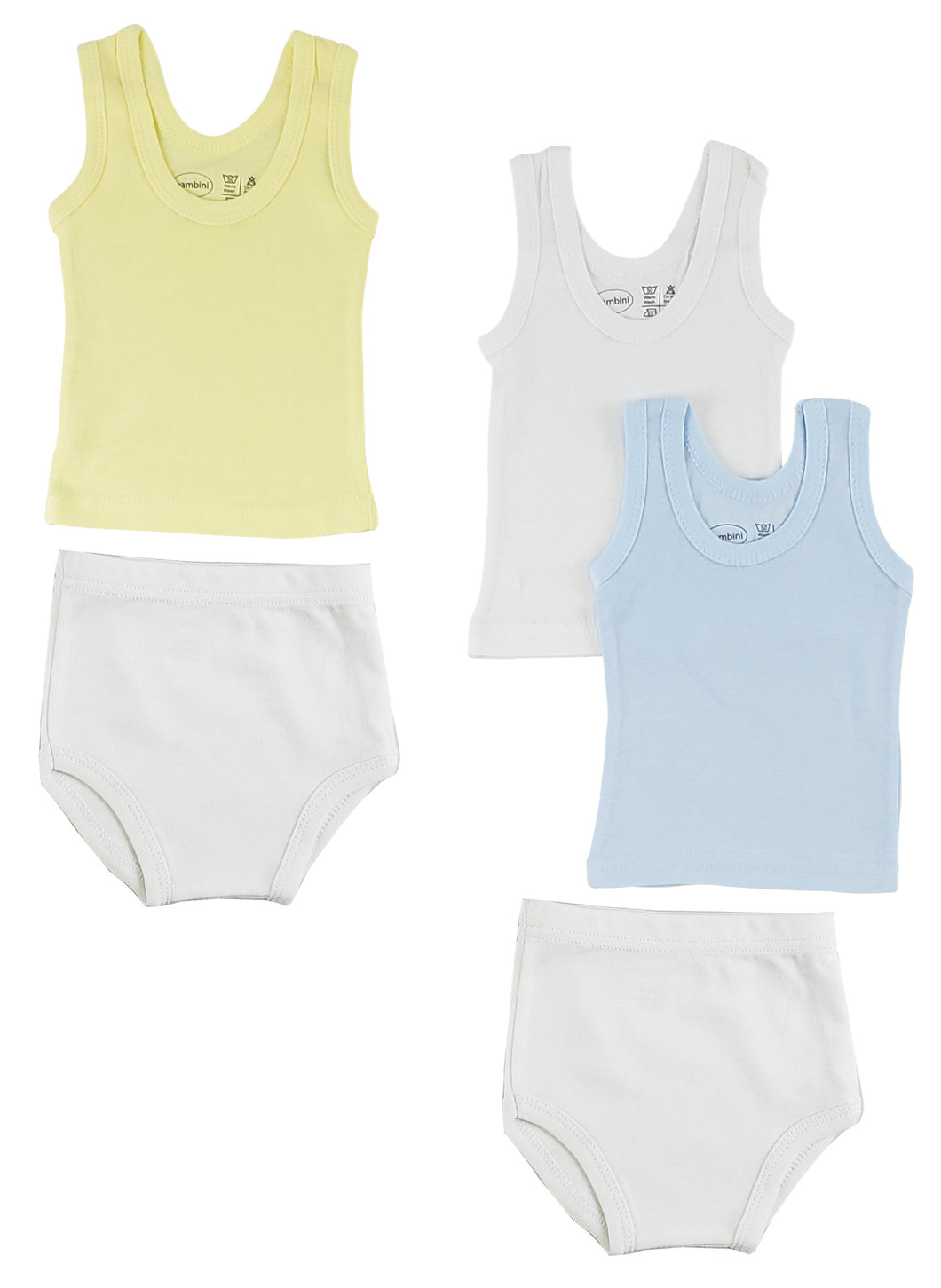 Boys Tank Tops And Training Pants