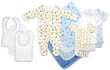 Load image into Gallery viewer, Newborn Baby Boy 11 Pc  Baby Shower Gift Set