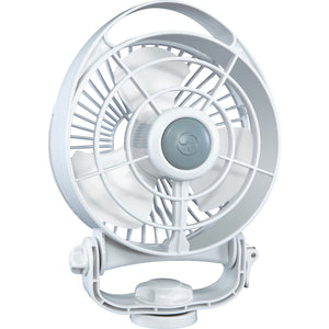"Caframo Bora 748 12V 3-Speed 6"" Marine Fan - White"