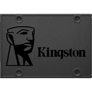 "Kingston Q500 120 GB Solid State Drive - 2.5"" Internal - SATA (SATA-600)"