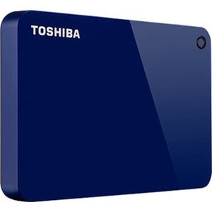 "Toshiba Canvio Advance HDTC940XK3CA 4 TB Portable Hard Drive - 2.5"" External - Black"