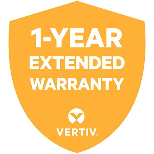 Vertiv 1 Year Gold Hardware Extended Warranty for Vertiv Avocent MPU4032 Digital KVM Switch
