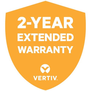 Vertiv 2 Year Gold Hardware Extended Warranty for Vertiv Avocent ACS 5000-ACS 6000-ACS 8000 Advanced Console Servers 32 Port Models