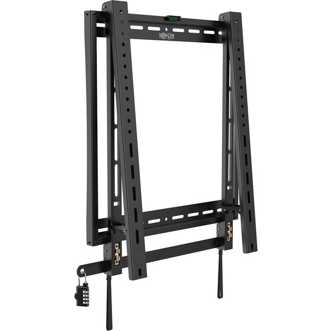 Tripp Lite Display TV Security Wall Mount Fixed Flat Portrait Mode 45-70in