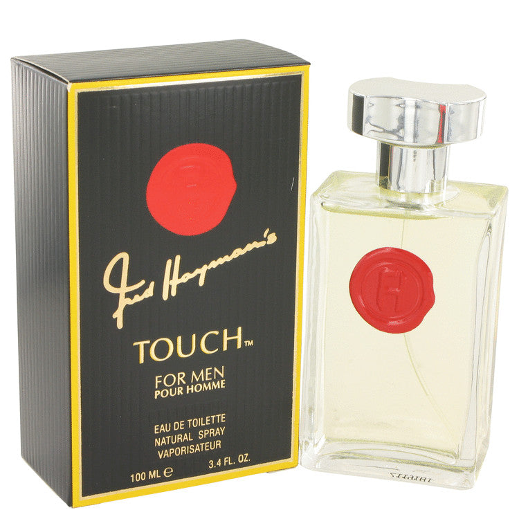 TOUCH by Fred Hayman Eau De Toilette Spray 3.4 oz for Men