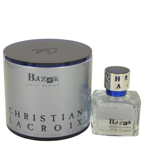 Bazar by Christian Lacroix Eau De Toilette Spray 1.7 oz for Men