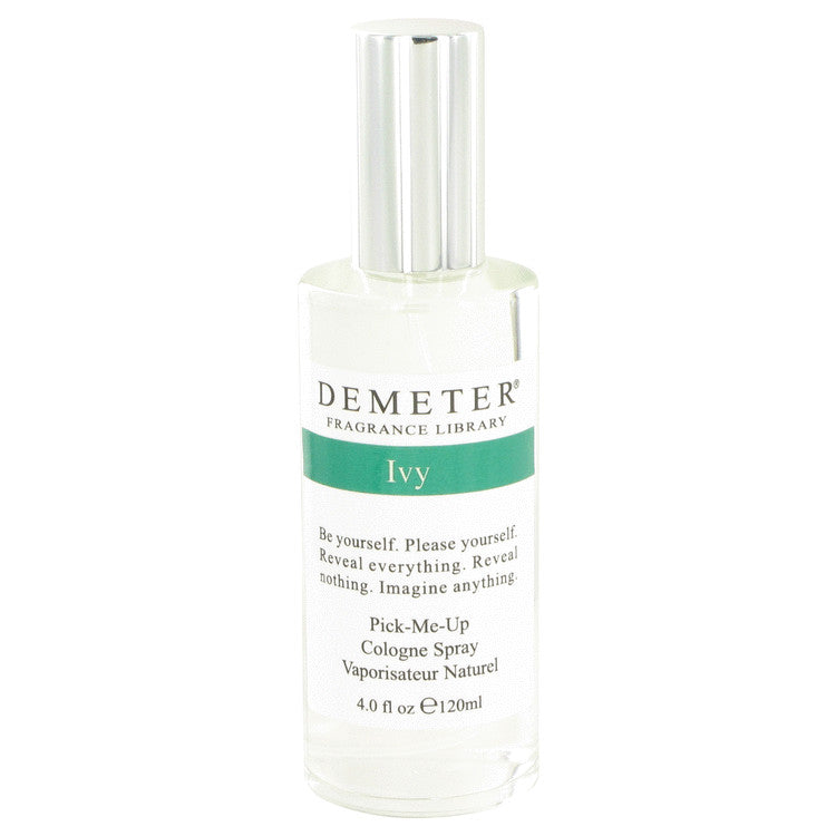 Demeter by Demeter Ivy Cologne Spray 4 oz for Women