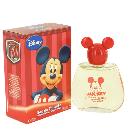 Mickey by Disney Eau De Toilette Spray 3.4 oz for Men