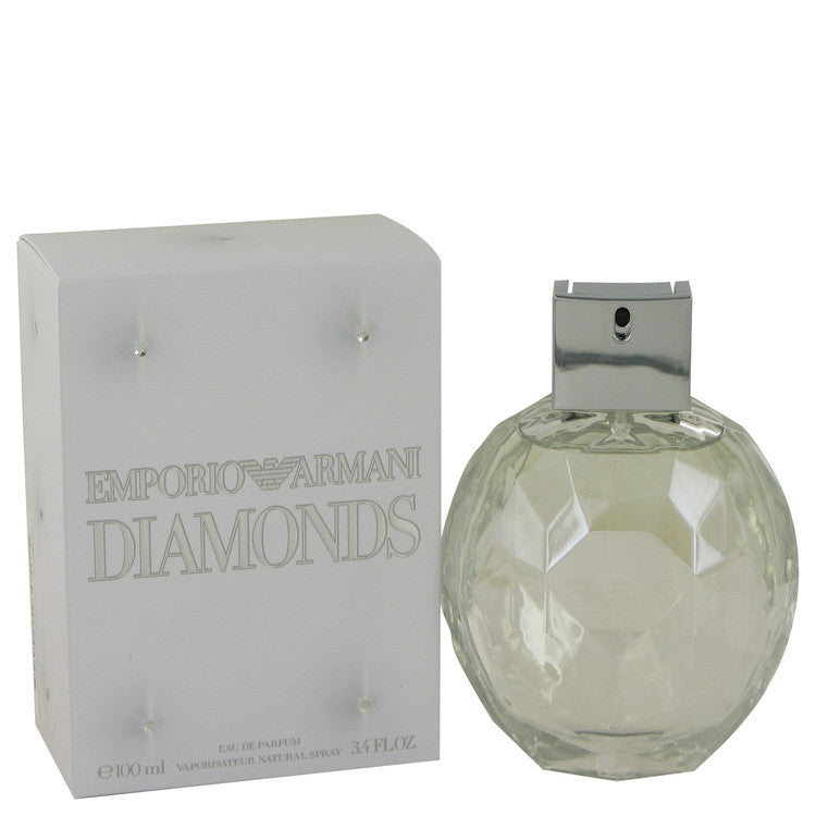 Emporio Armani Diamonds by Giorgio Armani Eau De Parfum Spray 3.4 oz for Women