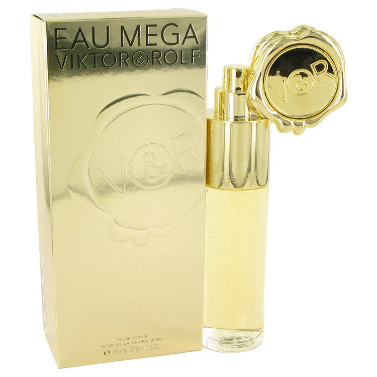 Eau Mega by Viktor & Rolf Eau De Parfum Spray 2.5 oz for Women