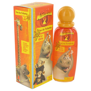 Madagascar 2 by Dreamworks Eau De Toilette Spray 2.5 oz for Women