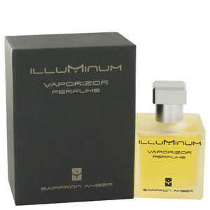 Illuminum Saffron Amber by Illuminum Eau De Parfum Spray 3.4 oz for Women