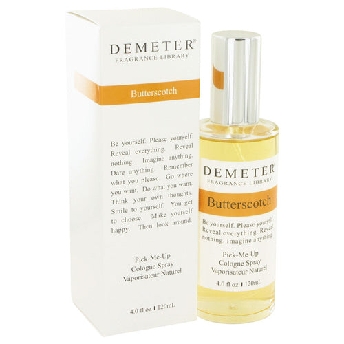 Demeter Butterscotch by Demeter Cologne Spray 4 oz for Women