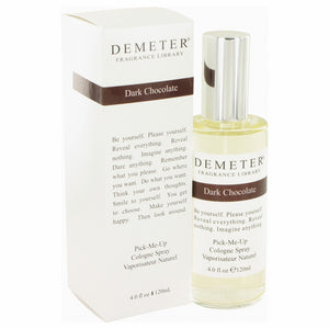 Demeter Dark Chocolate by Demeter Cologne Spray 4 oz for Women