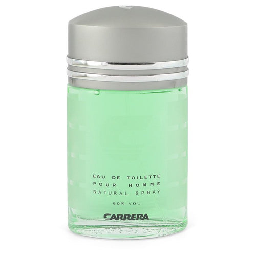CARRERA by Muelhens Eau De Toilette Spray (unboxed) 3.4 oz for Men