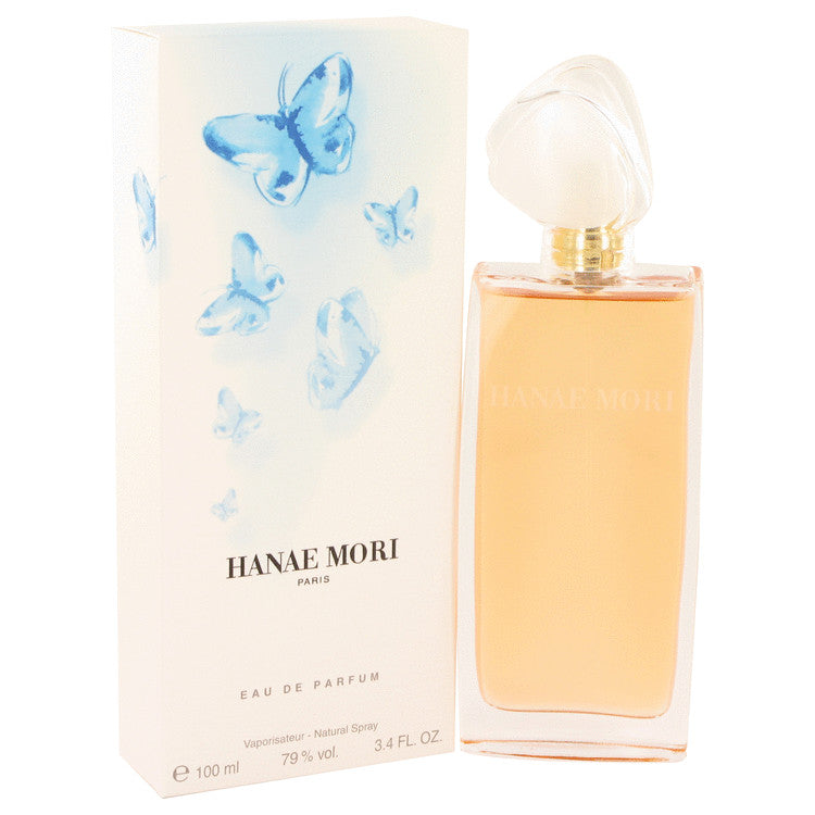 HANAE MORI by Hanae Mori Eau De Parfum Spray 3.4 oz for Women