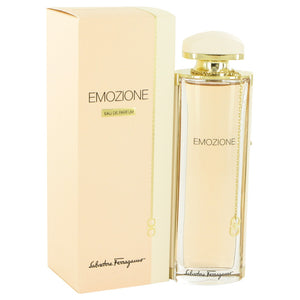 Emozione by Salvatore Ferragamo Eau De Parfum Spray 3.1 oz for Women