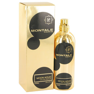 Montale Moon Aoud by Montale Eau De Parfum Spray 3.3 oz for Women