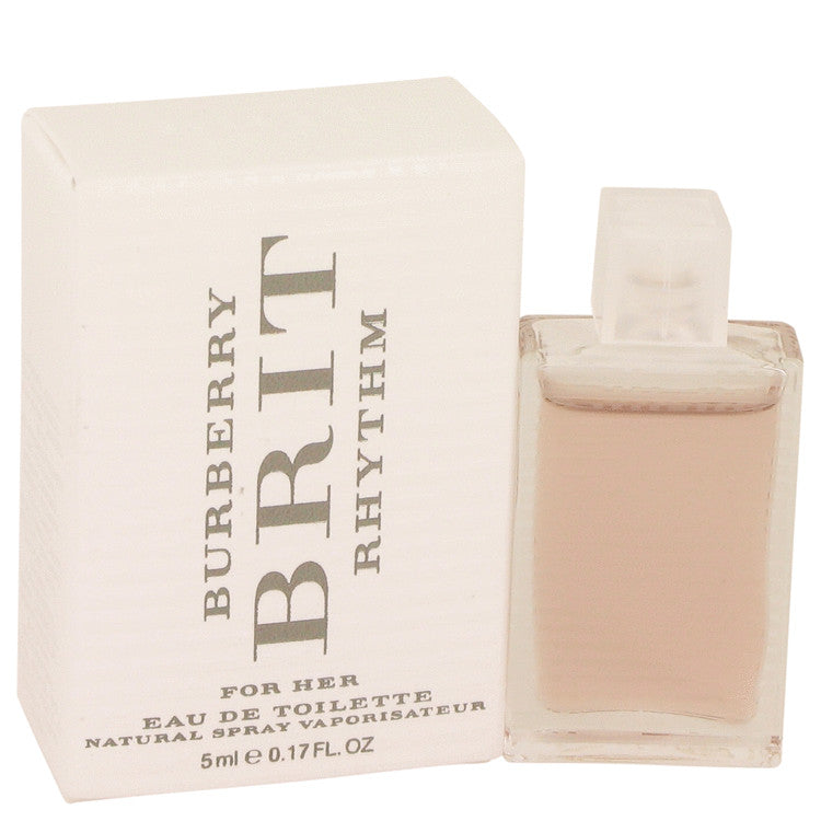 Burberry Brit Rhythm by Burberry Mini EDT .17 oz for Women