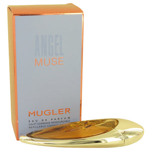 Angel Muse by Thierry Mugler Eau De Parfum Spray Refillable 1.7 oz for Women