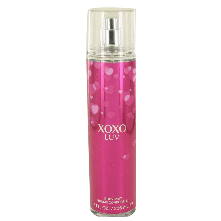 XOXO Luv by Victory International Body Mist 8 oz for Women