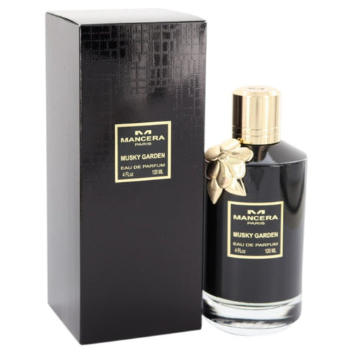 Mancera Musky Garden by Mancera Eau De Parfum Spray 4 oz for Women