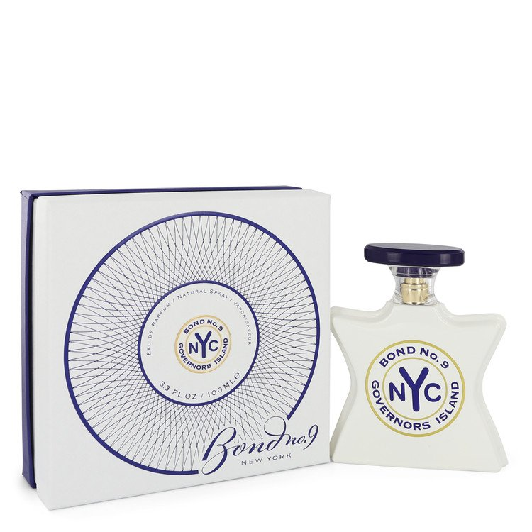 Governors Island by Bond No. 9 Eau De Parfum Spray (Unisex) 3.3 oz for Women