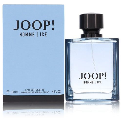 Joop Homme Ice by Joop! Eau De Toilette Spray 4 oz for Men
