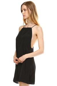 Women's Square Neck Chiffon Romper