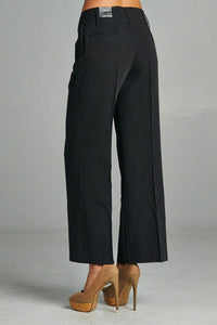 Larry Levine Front Pocket Pants