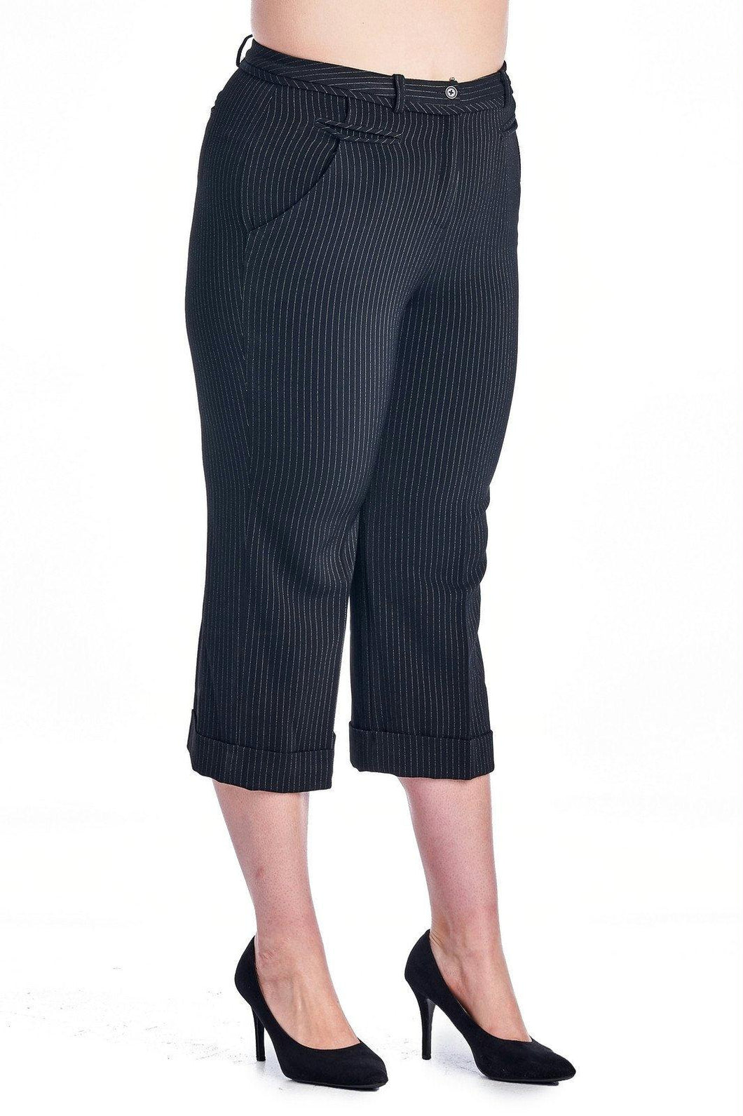 Women's Stretch Capris