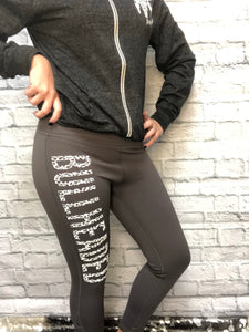 Bullheaded Cheetah Leggings - brookesshop