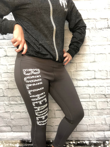 Bullheaded Cheetah Leggings