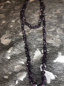 "60"" Beaded Necklaces - brookesshop"