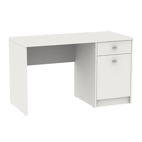 4 You 1 door 1 drawer desk in Pearl White